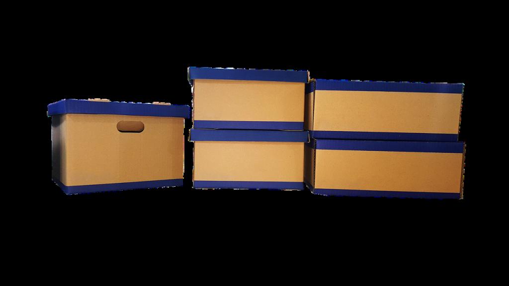 קופסאות להעברת ציוד
