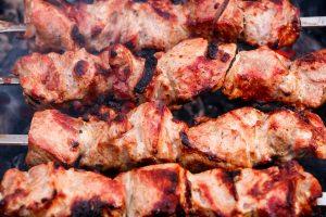צליית בשר