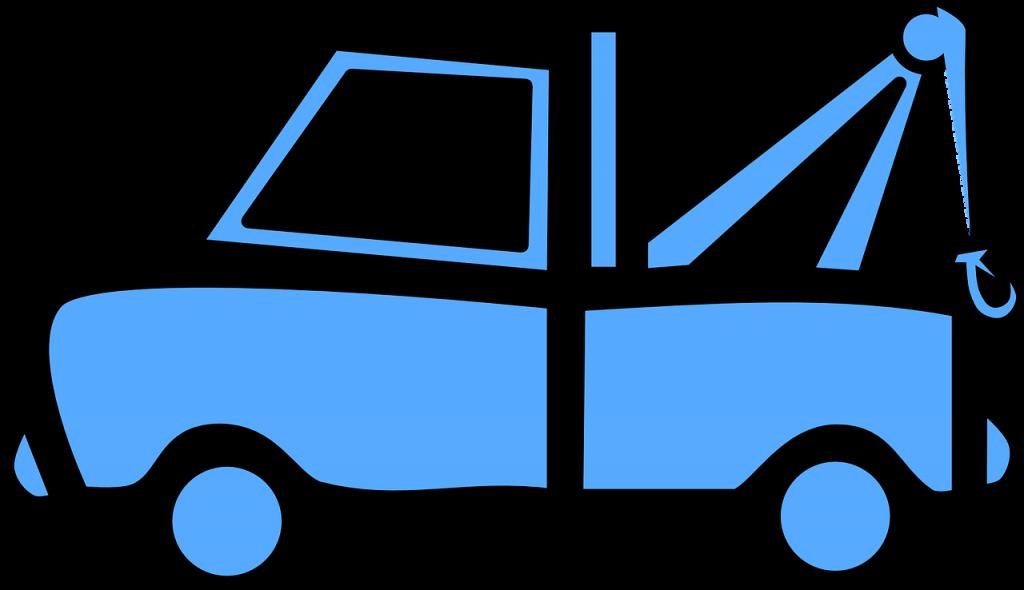ציור של רכב